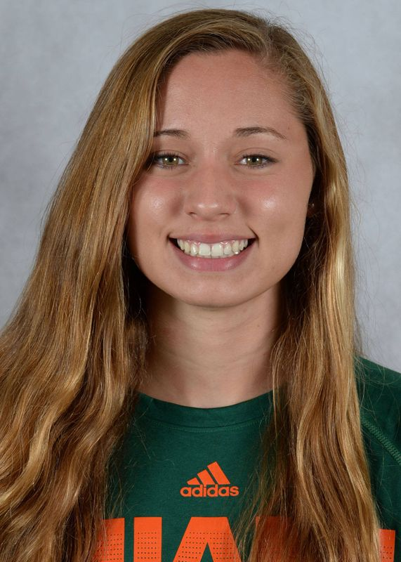 Katie Sickinger - Swimming & Diving - University of Miami Athletics