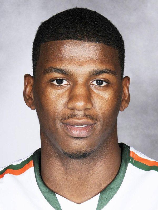DeQuan Jones - Men's Basketball - University of Miami Athletics