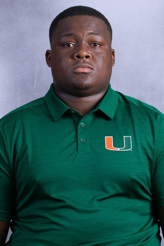 Allan Haye, Jr. - Football - University of Miami Athletics