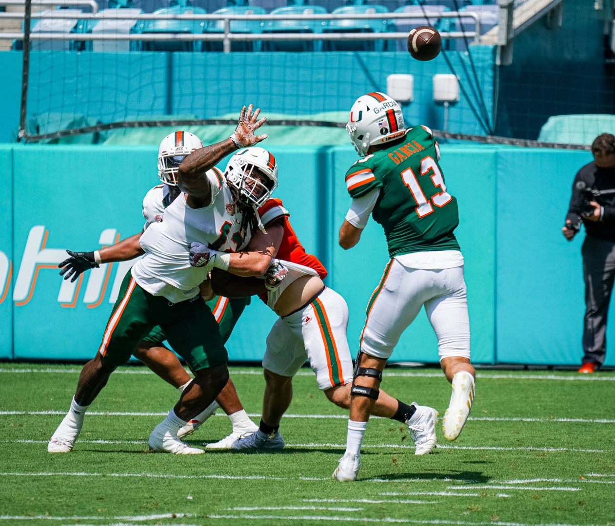 Takeaways from Miami's Spring Game
