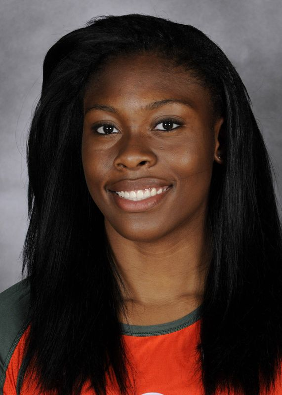 Awele Nwaeze - Volleyball - University of Miami Athletics