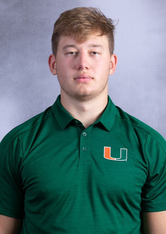 Michael McLaughlin - Football - University of Miami Athletics
