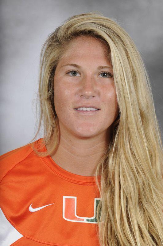 Ali Brennan - Soccer - University of Miami Athletics