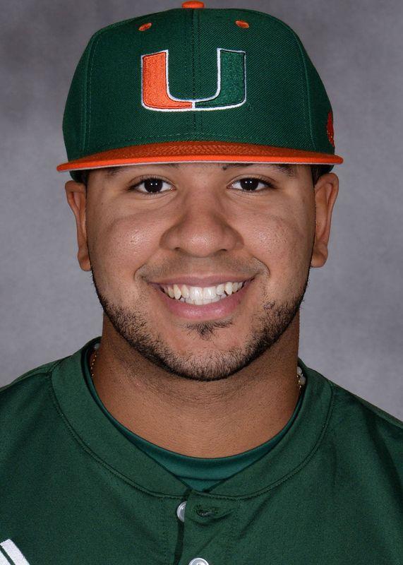 Keven Pimentel - Baseball - University of Miami Athletics