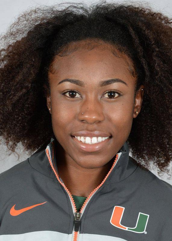 Thandi Stewart - Cross Country - University of Miami Athletics