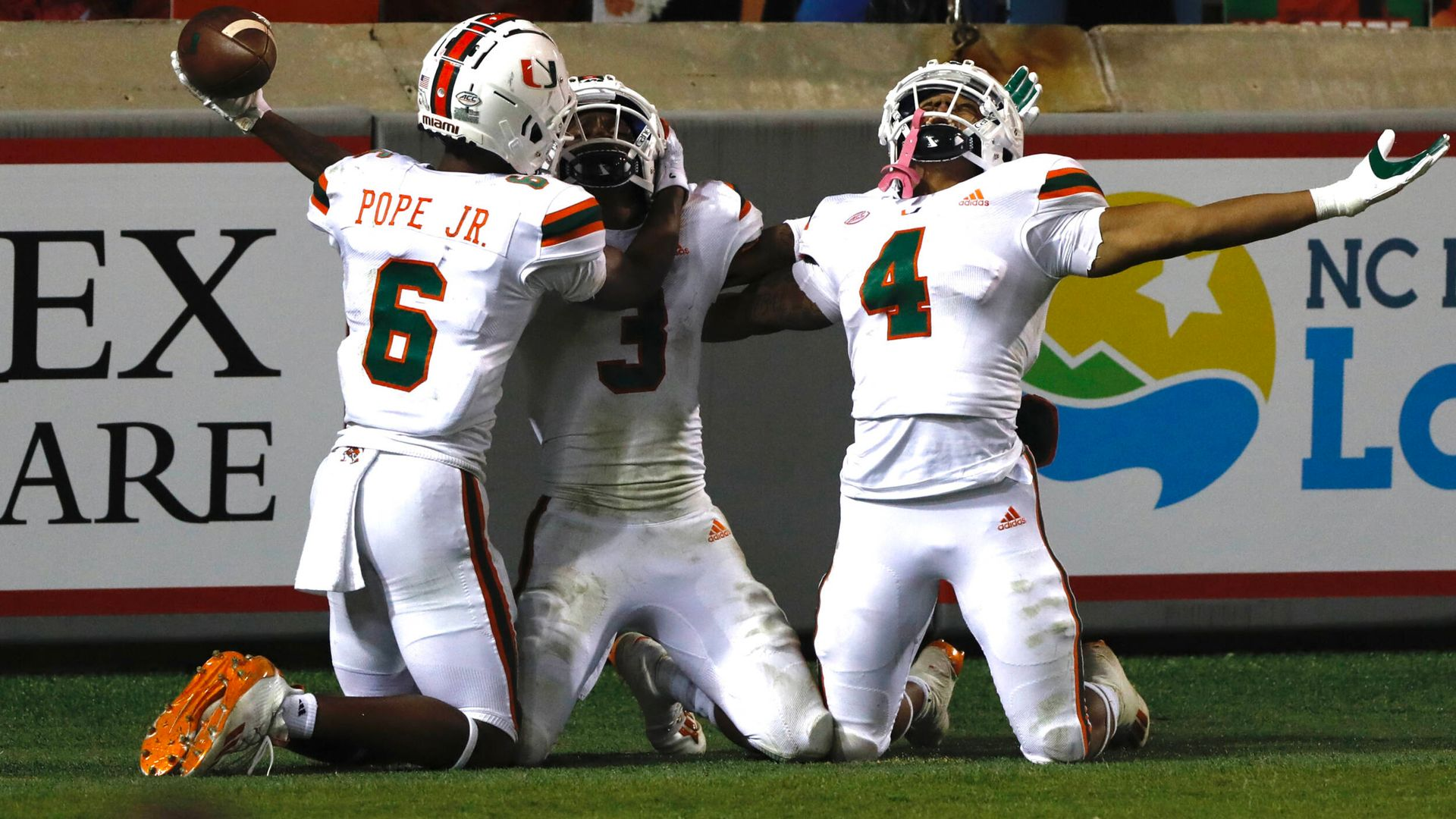 Hurricanes Ranked No. 9 in Both Polls