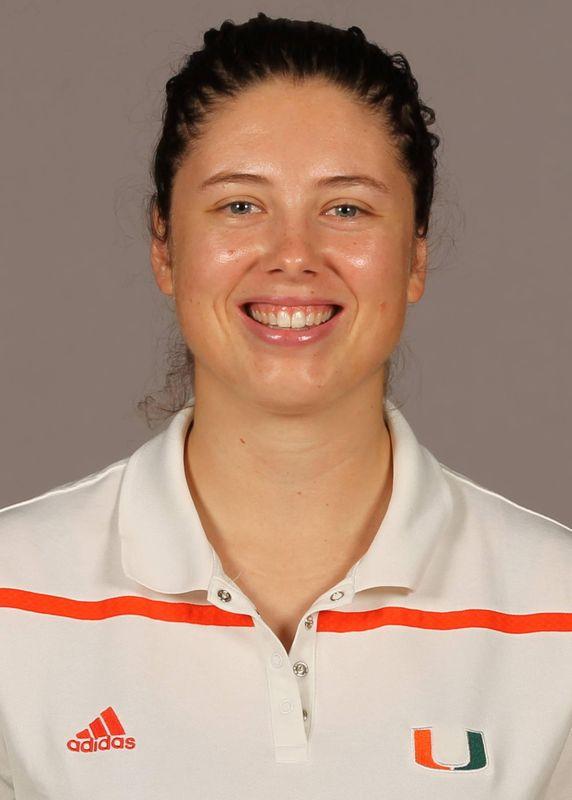 Caitlin White-Parsons - Rowing - University of Miami Athletics