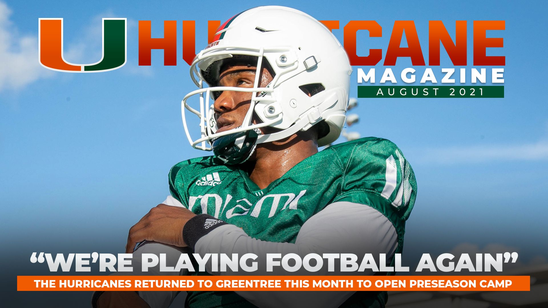 Hurricane Magazine: August 2021