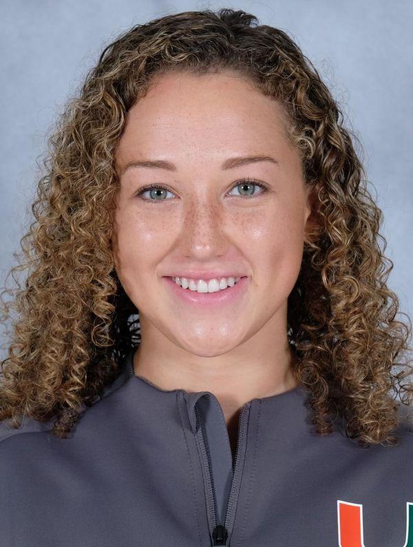 Grace McGinnis - Swimming & Diving - University of Miami Athletics