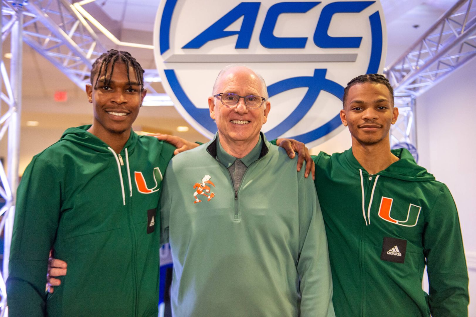 Photo Gallery: Men's Basketball at ACC Tipoff