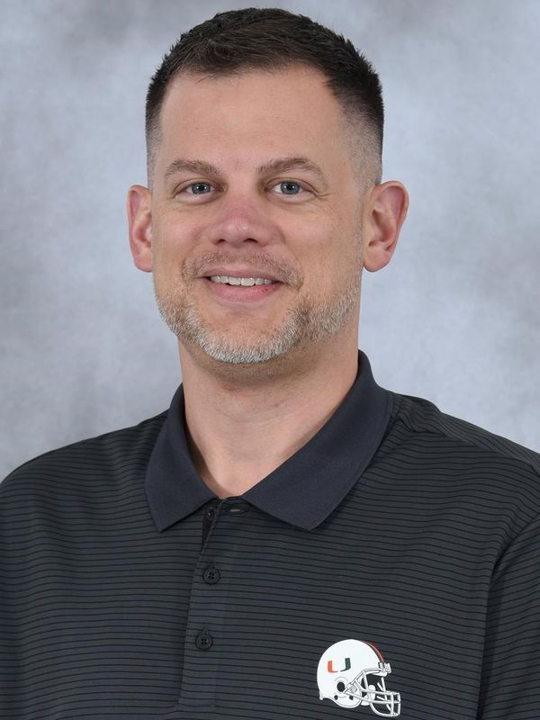 Andy Vaughn - Football - University of Miami Athletics