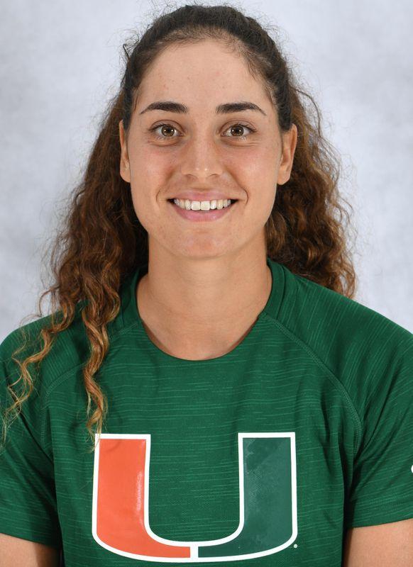 Maya Tahan - Women's Tennis - University of Miami Athletics