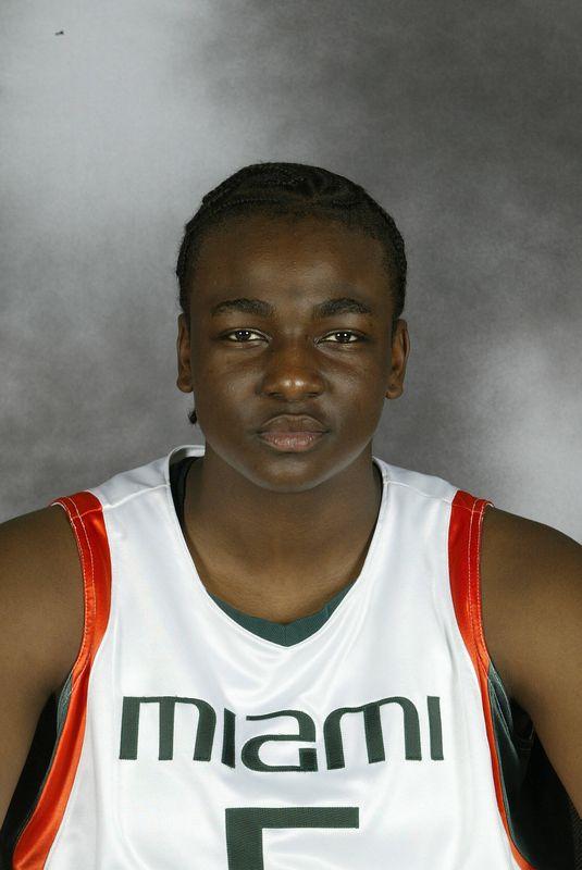JoJuana Jones - Women's Basketball - University of Miami Athletics