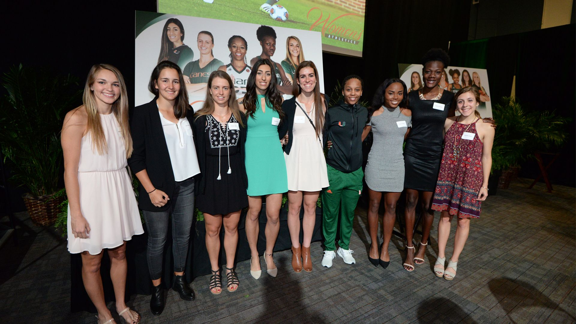 Women's Athletics Leadership Support
