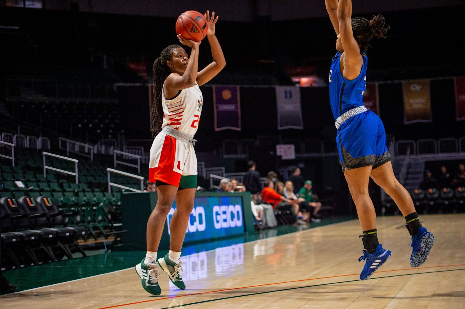 Canes Post Dominant Win in Holiday Classic Opener