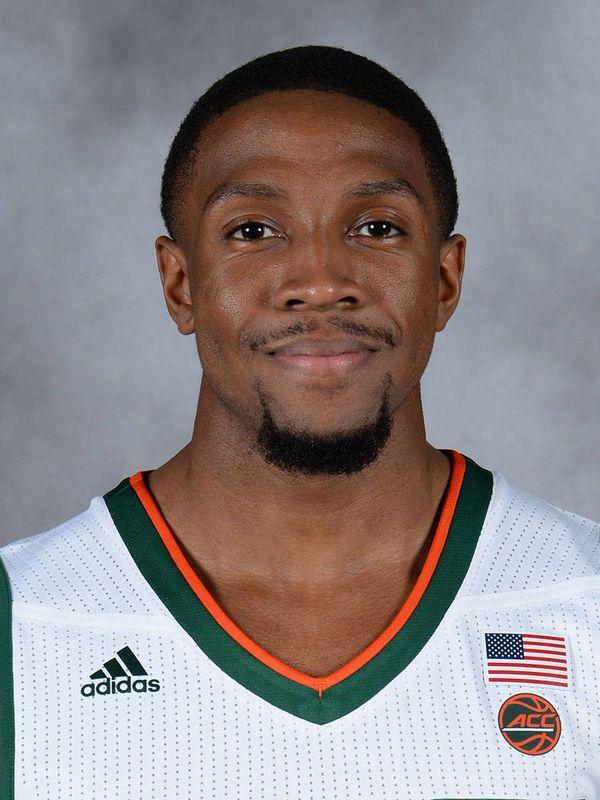 Mike Robinson - Men's Basketball - University of Miami Athletics