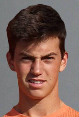 Fermin Calvo - Men's Tennis - University of Miami Athletics