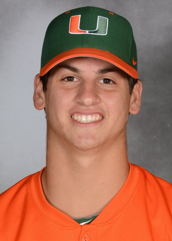 Carlos Diaz - Baseball - University of Miami Athletics