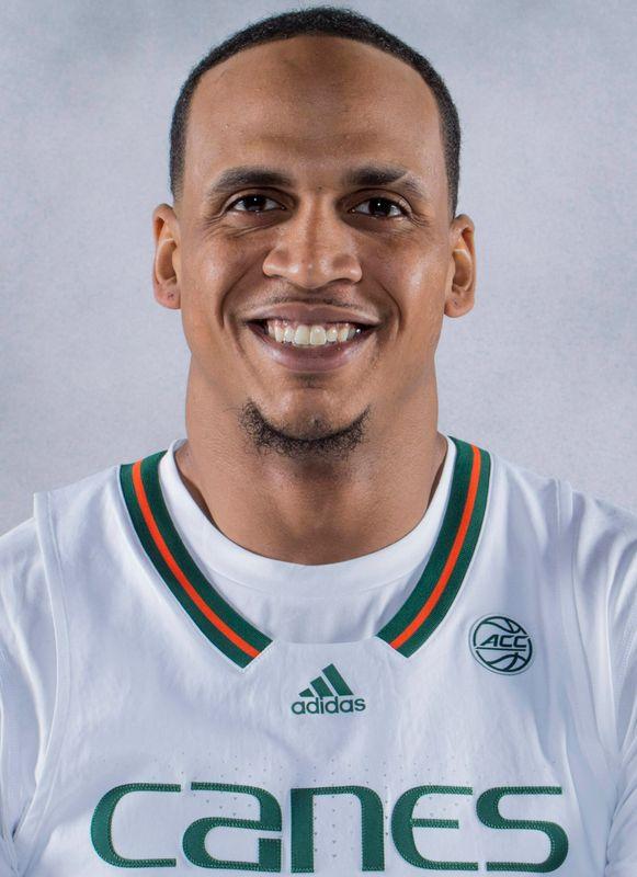 Rodney Miller Jr. - Men's Basketball - University of Miami Athletics