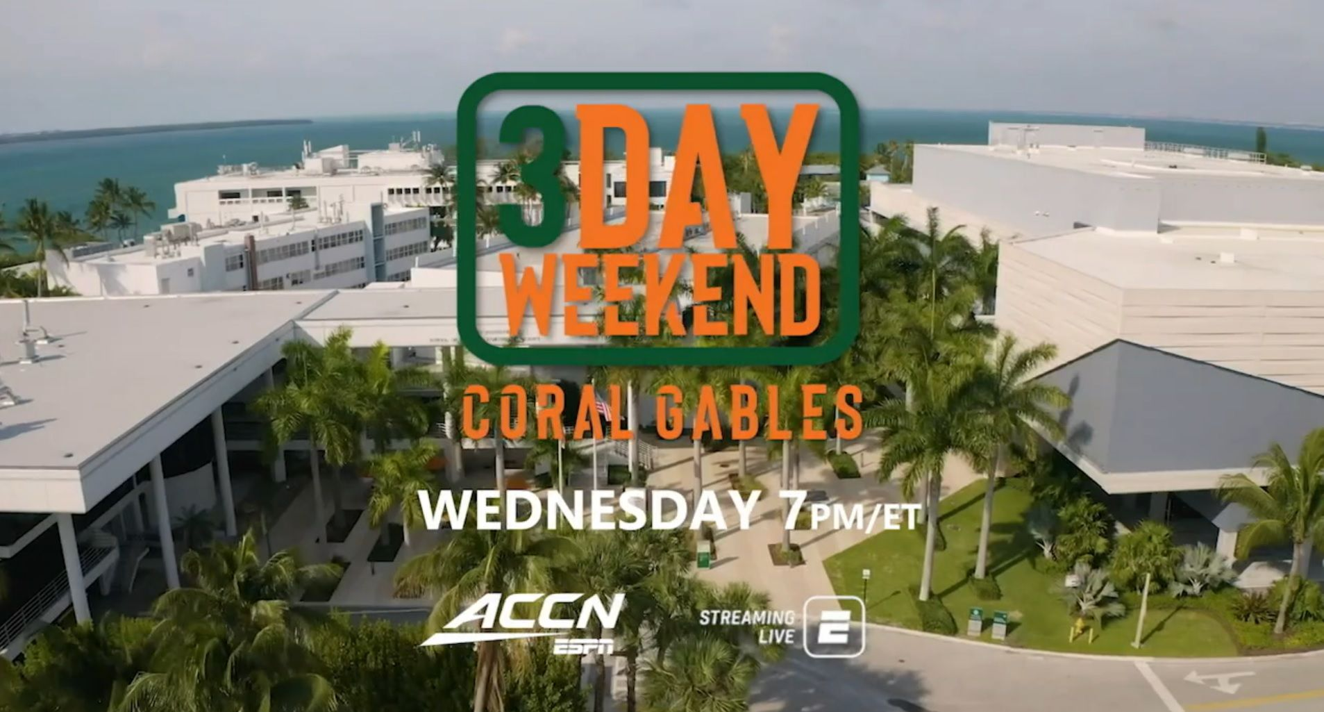 ACCN's 3-Day Weekend: Miami/Coral Gables