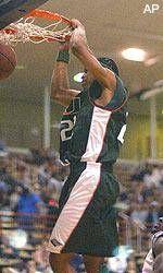 Men's Basketball Battles Florida State Sunday