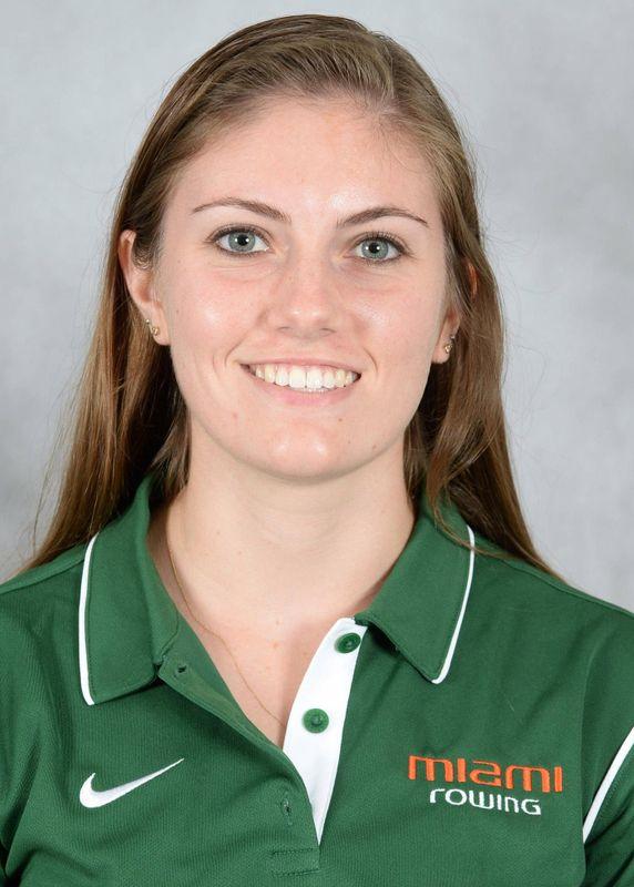Zoey Neudeck - Rowing - University of Miami Athletics
