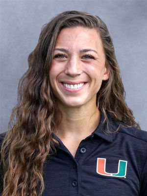 Arianna Luther - Rowing - University of Miami Athletics