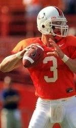Hurricanes Practice at Orange Bowl