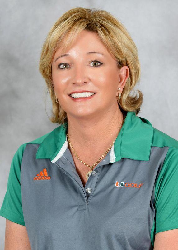Patti Rizzo - Golf - University of Miami Athletics