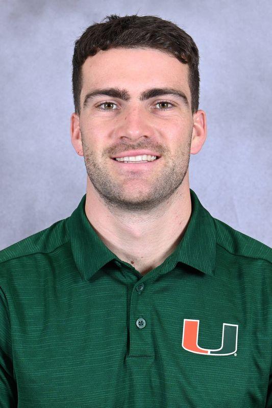 Nelson Foley - Football - University of Miami Athletics