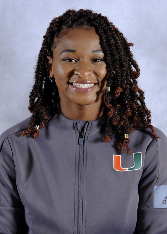 Amuru Patterson - Track & Field - University of Miami Athletics