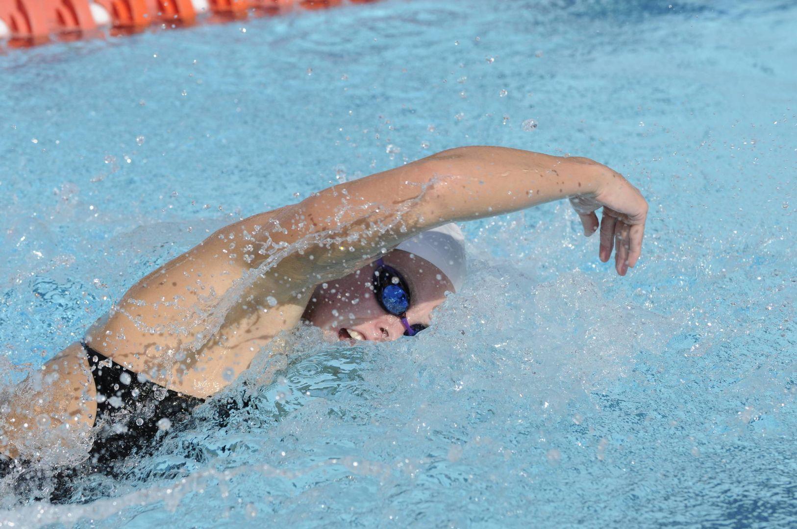 Hall Advances at U.S. Olympic Trials
