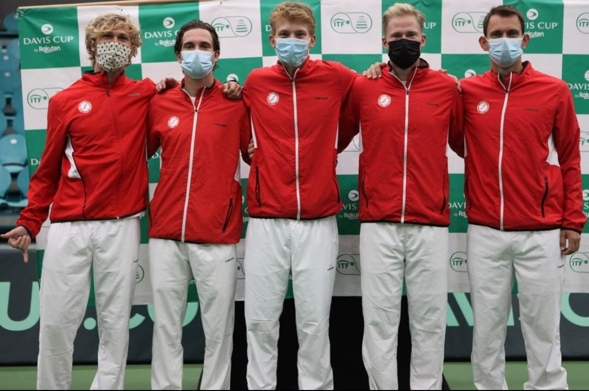 Hannestad To Compete in Davis Cup World Group II
