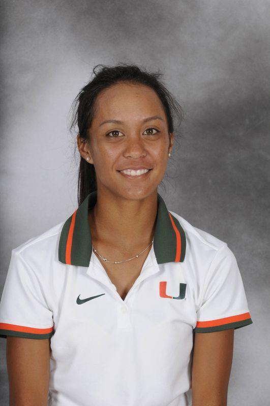 Kelsey Laurente - Women's Tennis - University of Miami Athletics