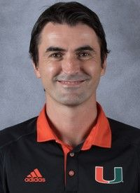 Aljosa Piric - Men's Tennis - University of Miami Athletics