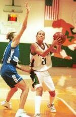 Women's Basketball Defeats Pittsburgh, 96-69