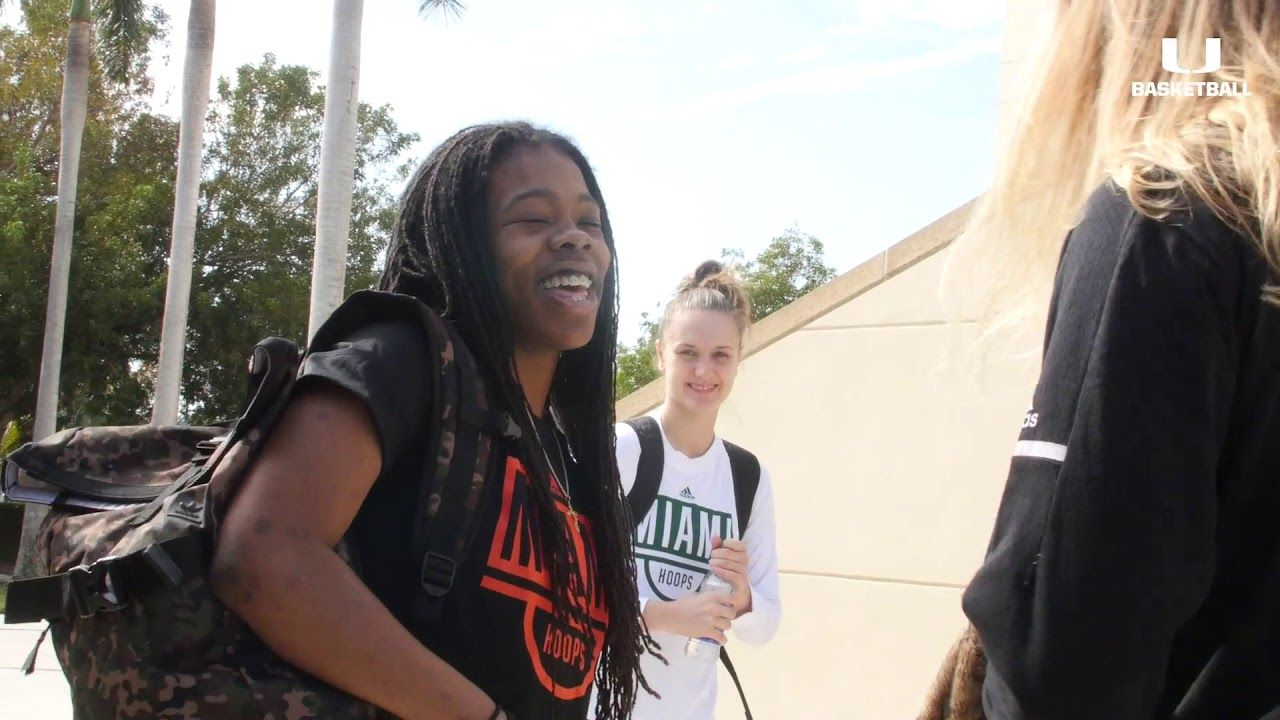 Canes WBB   First ACC Road Trip   1.5.19