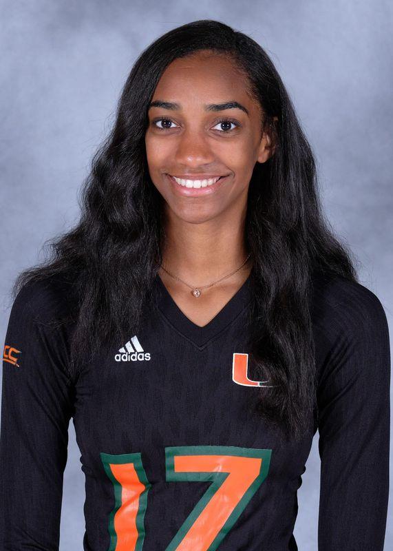 Janice Leao - Volleyball - University of Miami Athletics