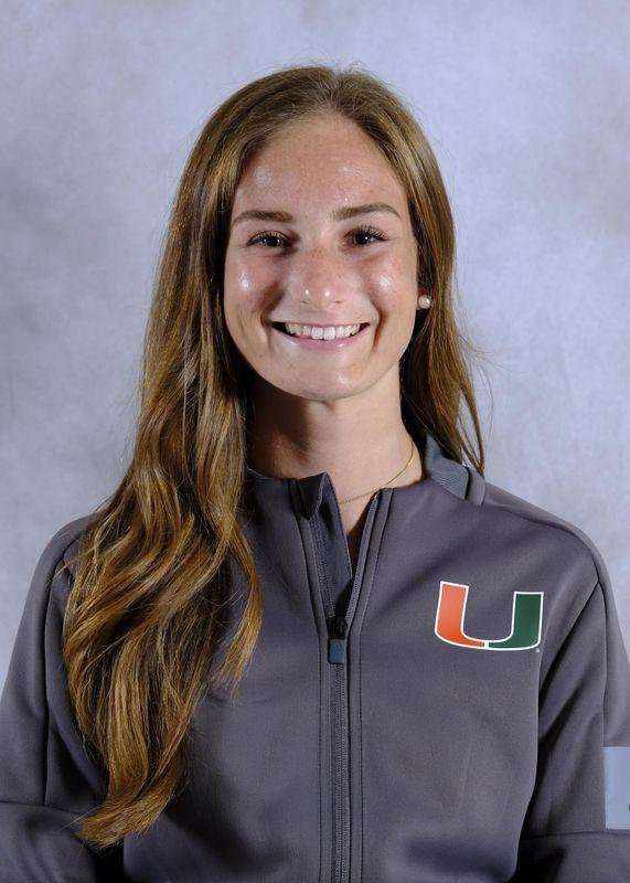 Mia Raffaele - Track & Field - University of Miami Athletics