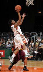 Hurricanes Storm by Cornell for Ninth Win of Season