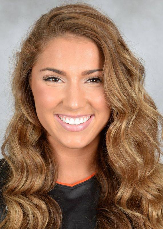 Samantha Purnell - Volleyball - University of Miami Athletics