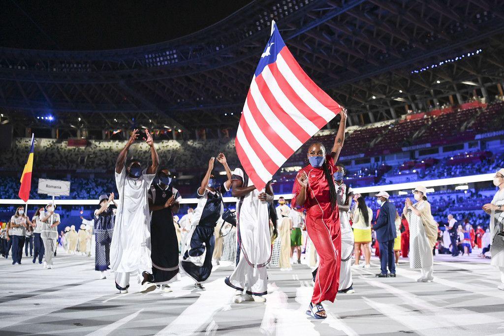 Morrison Advances to 100m Hurdles Semis at Olympic Games