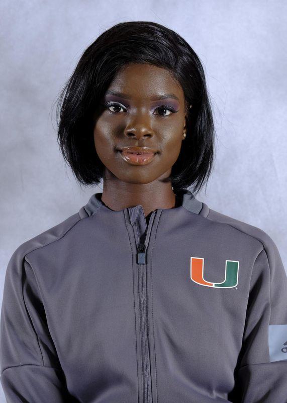 Tiara McMinn - Track & Field - University of Miami Athletics