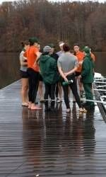 UM Rowers Gain Solid Showing at Rivanna Romp