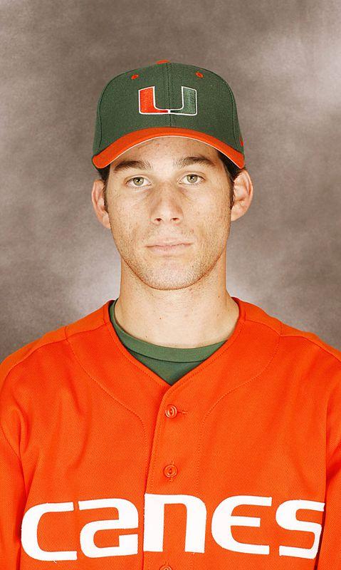 David Gutierrez - Baseball - University of Miami Athletics