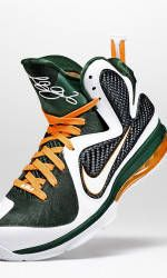 Miami is One of Three Universities to Debut LEBRON 9s