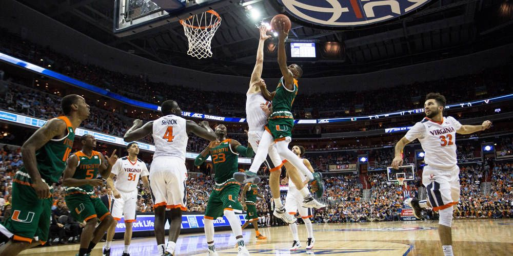 @CanesHoops Falls to Virginia in ACC Semifinals