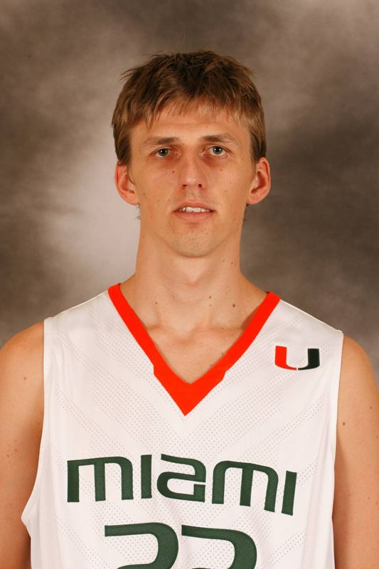 Fabio Nass - Men's Basketball - University of Miami Athletics
