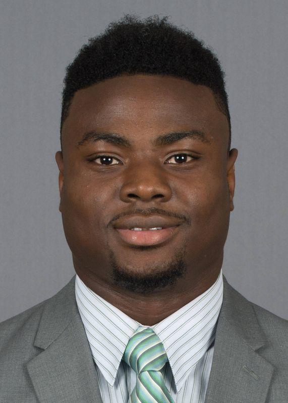Gus Edwards - Football - University of Miami Athletics