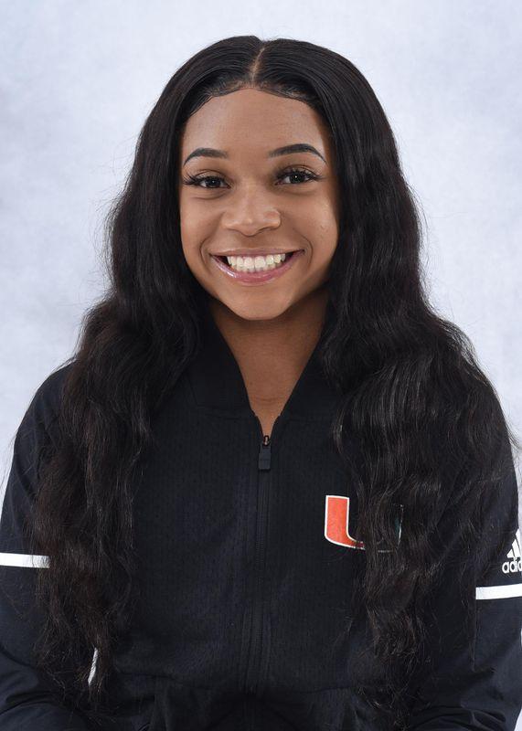 Tia Murray -  - University of Miami Athletics